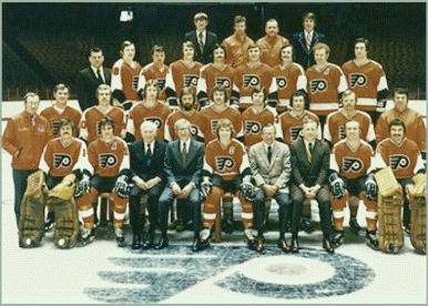 flyers 1974 stanley cup