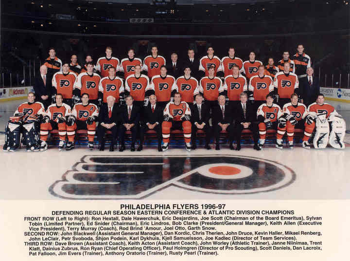 flyers 97 roster